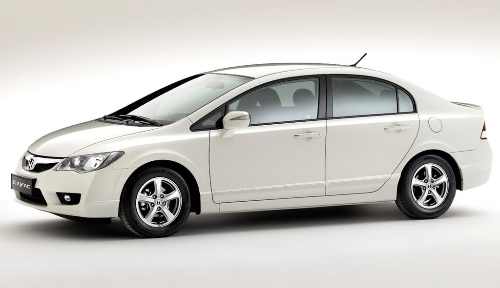 Foto de Honda Civic Hybrid 2009 (17/24)