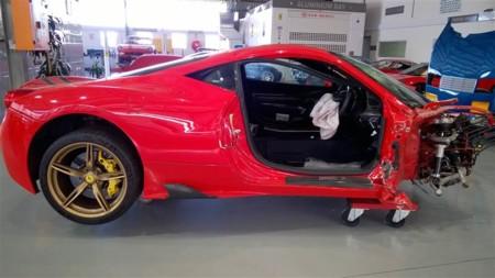 ¿Un Ferrari 458 Speciale por 64.000 euros? Sí, pero tienes mucho que poner a punto