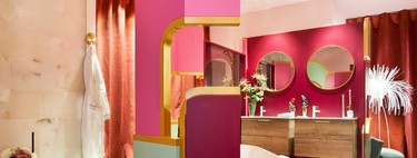 Odéon Rive Gauche, un baño luxury diseñado por Viteri Lapeña para Jacob Delafon en Casa Decor