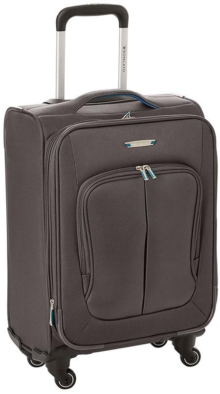 Por 40,26 euros en Amazon tenemos la maleta tipo trolley semirrígida de Roncato apta para equipaje de mano en aviones