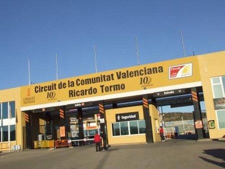 Dorna y las Superbikes en el Circuito Ricardo Tormo