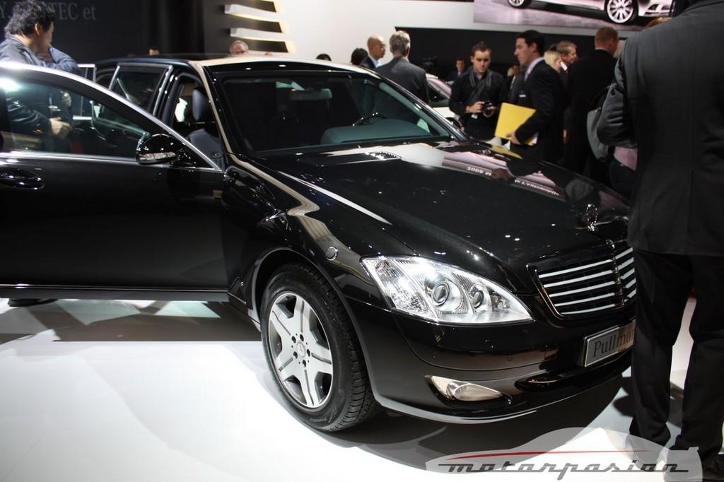 Foto de Mercedes en el Salón de París 2008 (1/44)