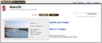 Make3D, crea imágenes en 3D a partir de una foto