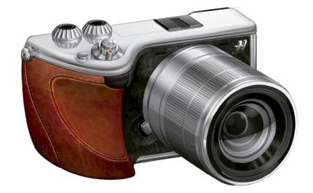 Hasselblad Lunar, la cámara con objetivos intercambiables más exclusiva llegará en 2013