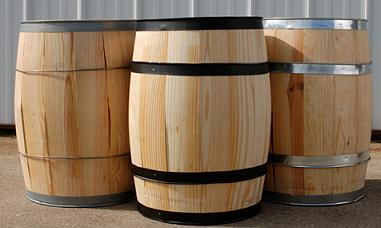Esterilizar barricas de vino con ozono