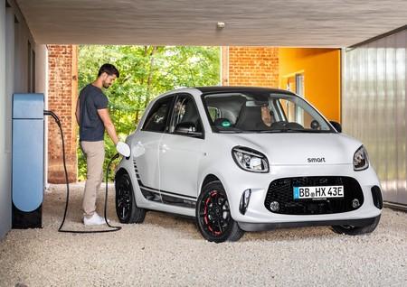 Smart se convierte oficialmente en una marca china y se muda de Alemania