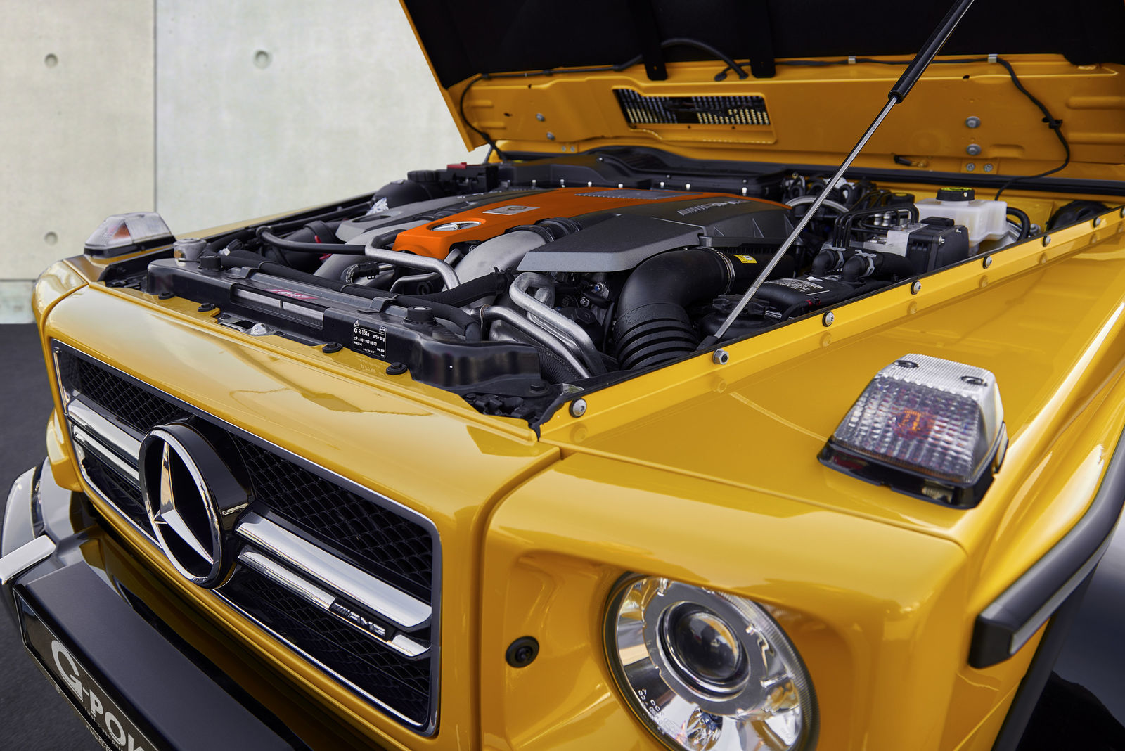 Foto de G-Power Mercedes-AMG G 63 (6/8)