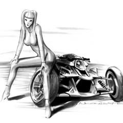Foto 1 de 7 de la galería ducati-desmosedici-rr-trike-concept en Motorpasion Moto