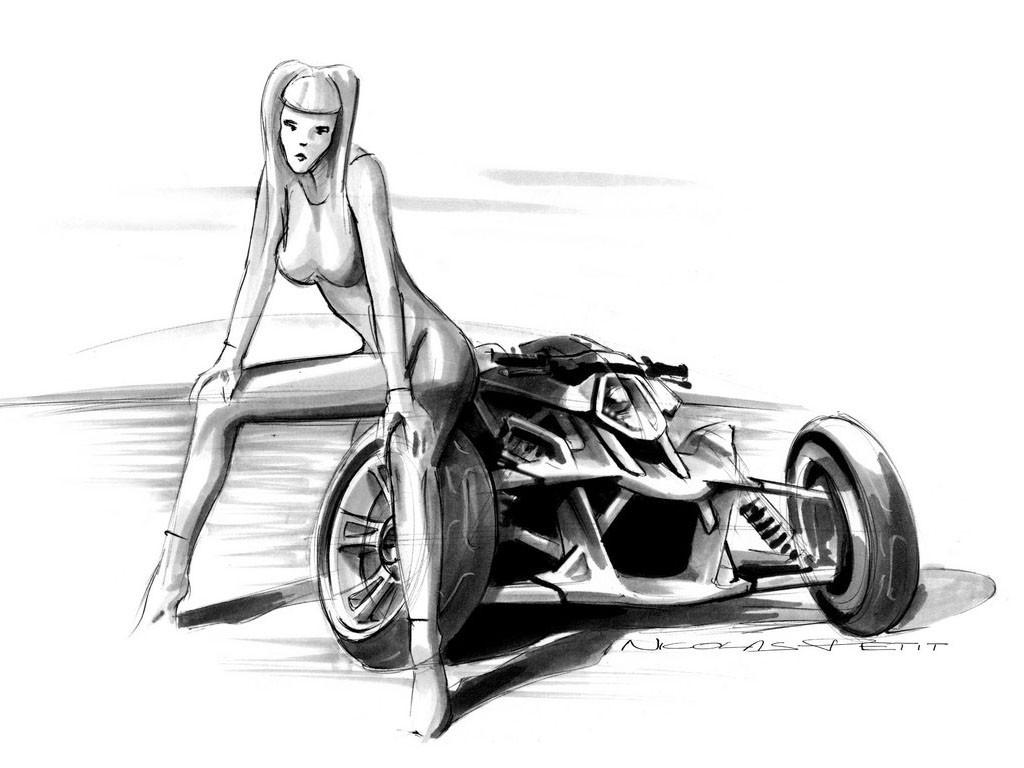 Foto de Ducati Desmosedici RR Trike Concept (1/7)