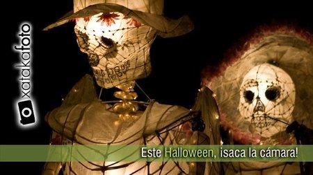Este Halloween, ¡saca la cámara!. Unas ideas para hacer fotos