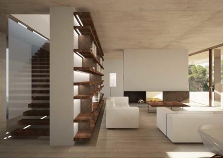 05 Salon Casa Diseno