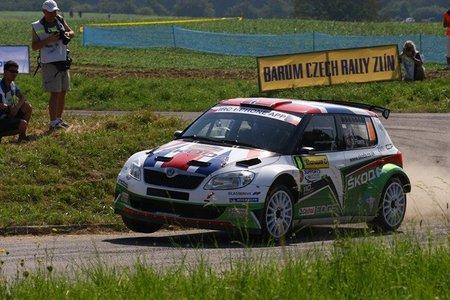 Skoda anuncia que continuará en los rallyes una temporada más