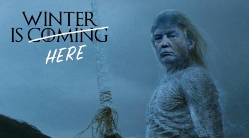 Los memes que más nos están gustando de la investidura de Donald Trump