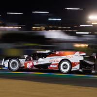 El Toyota TS050 HYBRID de Fernando Alonso firma la pole provisional en las 24 Horas de Le Mans