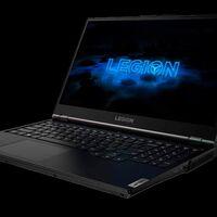 Lenovo Legion 5 15ARH05H: un potente portátil para jugar por menos de 1.000 euros en Amazon