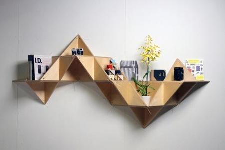 T Shelf, mucho más que una estantería