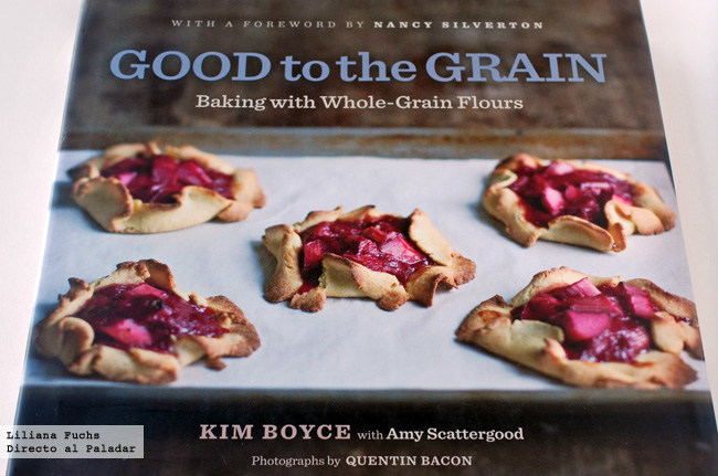 Good to the Grain, libro de cocina