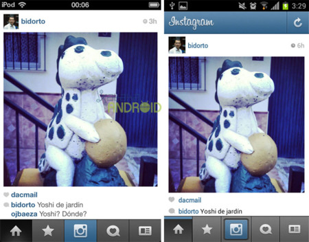 iOS-Android-Instagram
