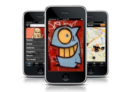 All City Art, la aplicación para ver los graffitis de tu ciudad