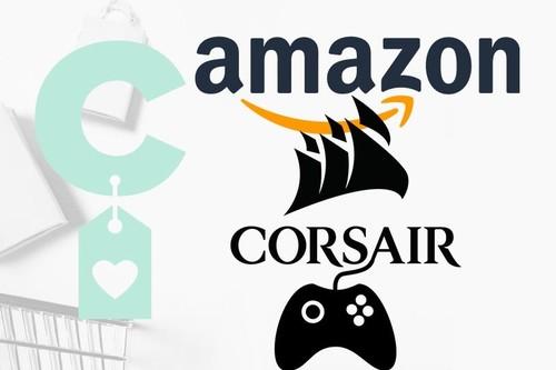 Hoy en Amazon, tienes ofertas para jugones con estos periféricos Corsair: teclados, ratones y auriculares gaming más baratos