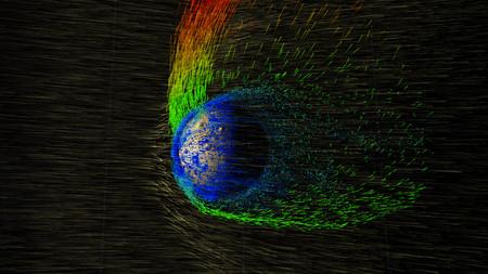 Bombardeo Marte