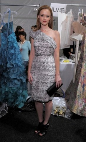 Alexis Bledel, Semana de la Moda de Nueva York