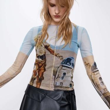 Celebra el día de Star Wars con estas camisetas: la fuerza (y el estilo) te acompañarán a todas horas