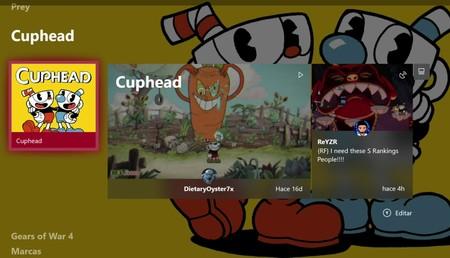 Hemos probado la nueva interfaz de Xbox One: buenos mimbres sobre los que empezar a trabajar