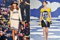 La moda en campaña