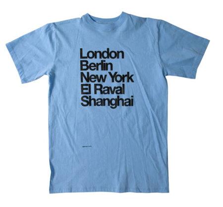 raval camiseta