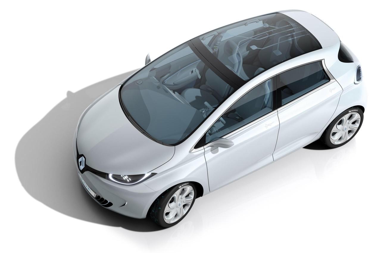 Foto de Renault ZOE Preview (7/16)