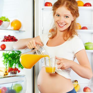 La dieta mediterránea ayuda a controlar el aumento de peso y la diabetes gestacional en el embarazo