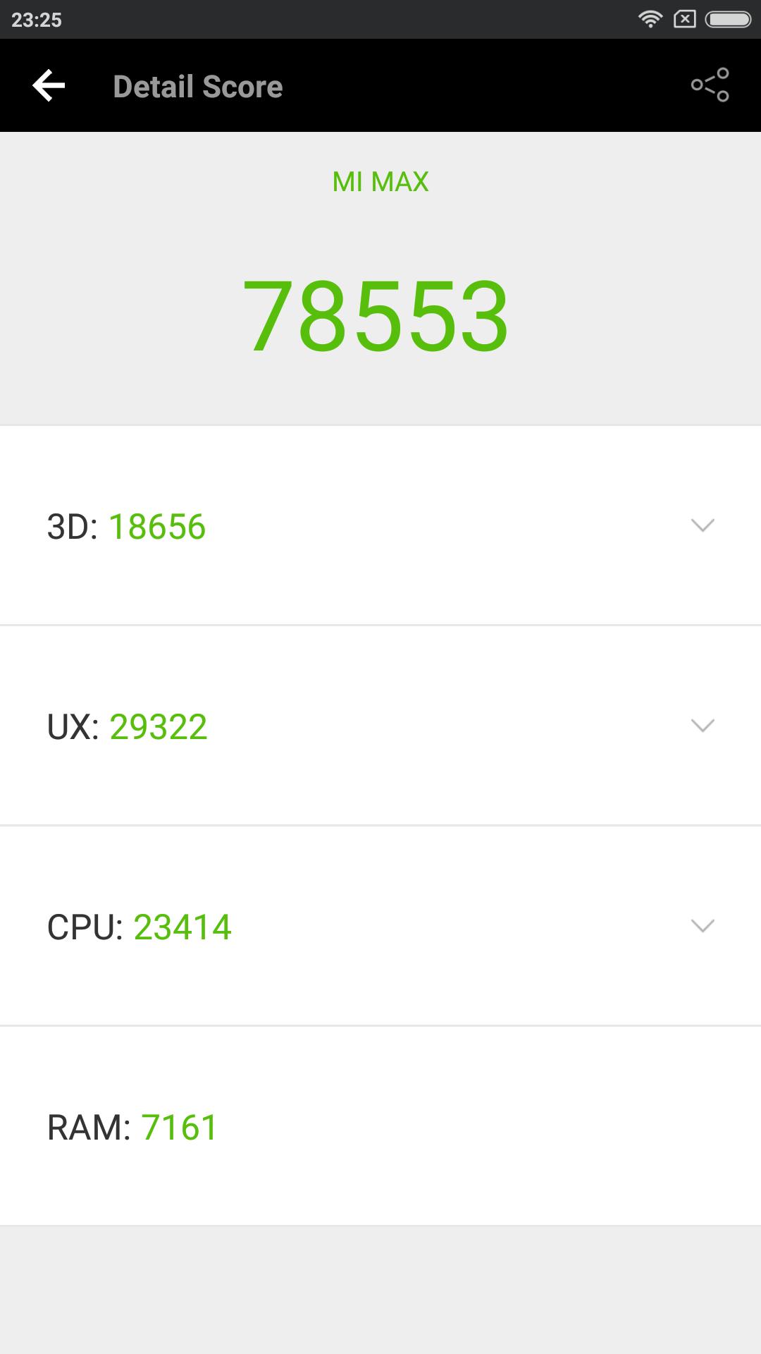 Foto de Xiaomi Mi Max, benchmarks (16/34)
