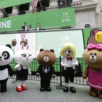 Line no se quiere quedar fuera del boom del Bitcoin: de app de mensajería a fintech