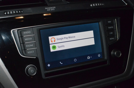 Android Auto Review Musica