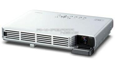Casio XK-S35, proyector compacto