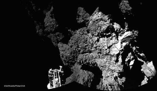 Cinco aplicaciones iOS de corte espacial para celebrar la llegada de Philae