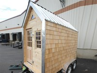 Las setas también pueden servir como ecológico material de construcción