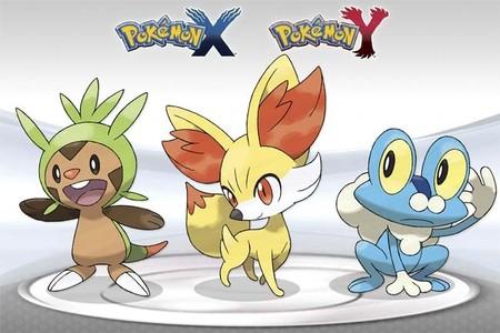 'Pokémon X' y 'Pokémon Y': primer contacto