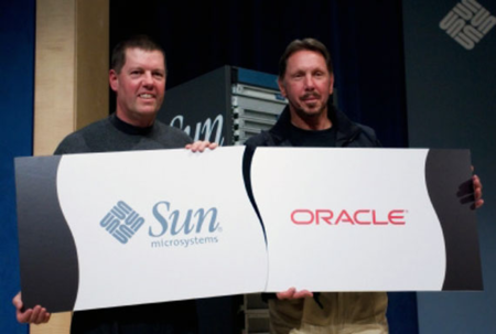 Oracle Compra Java