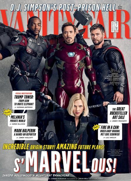 Los Vengadores de Marvel reunidos por el 10º aniversario
