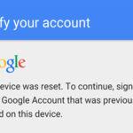 Google por fin corrige la protección del reinicio de fábrica de sus Nexus con la OTA de febrero