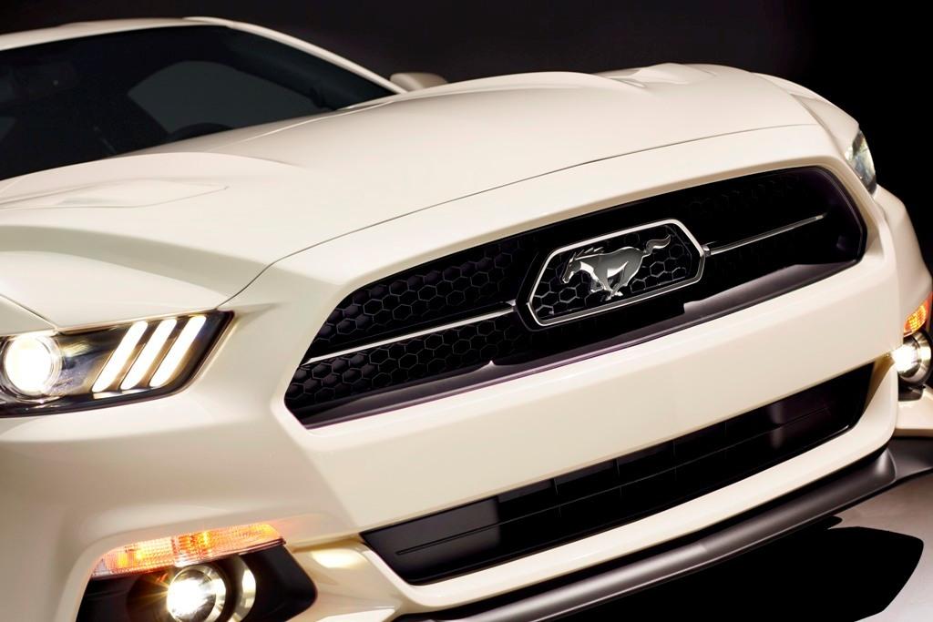 Foto de Ford Mustang 50 Aniversario (15/21)