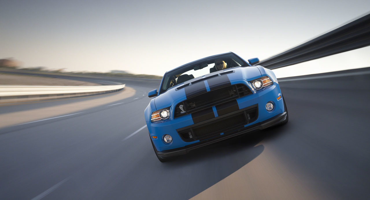 Foto de Ford Shelby GT 500 2013 (4/12)