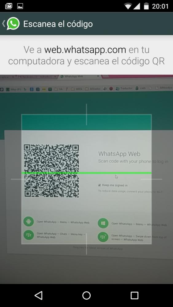 Espiar Whatsapp online 2018