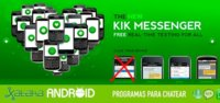 Especial programas para chatear: Kik Messenger