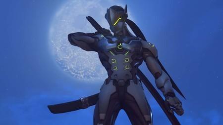 Genji de Overwatch será el nuevo personaje para Heroes of the Storm