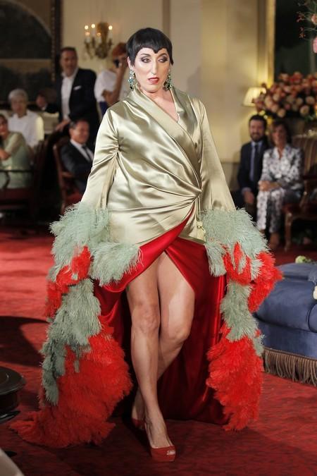 El desfile de Palomo Spain, el momento cool que nadie se quiso perder (ni siquiera Lindsay Lohan)