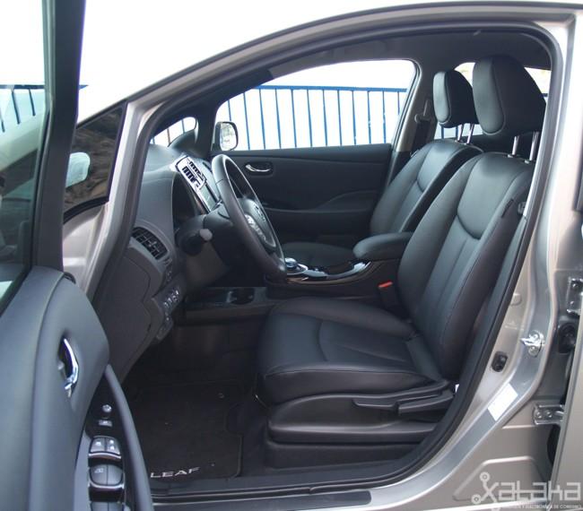 Nissan Leaf 2016 11