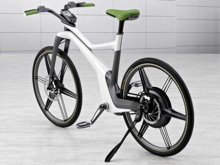 El lujo del automovilismo en forma de bicicleta